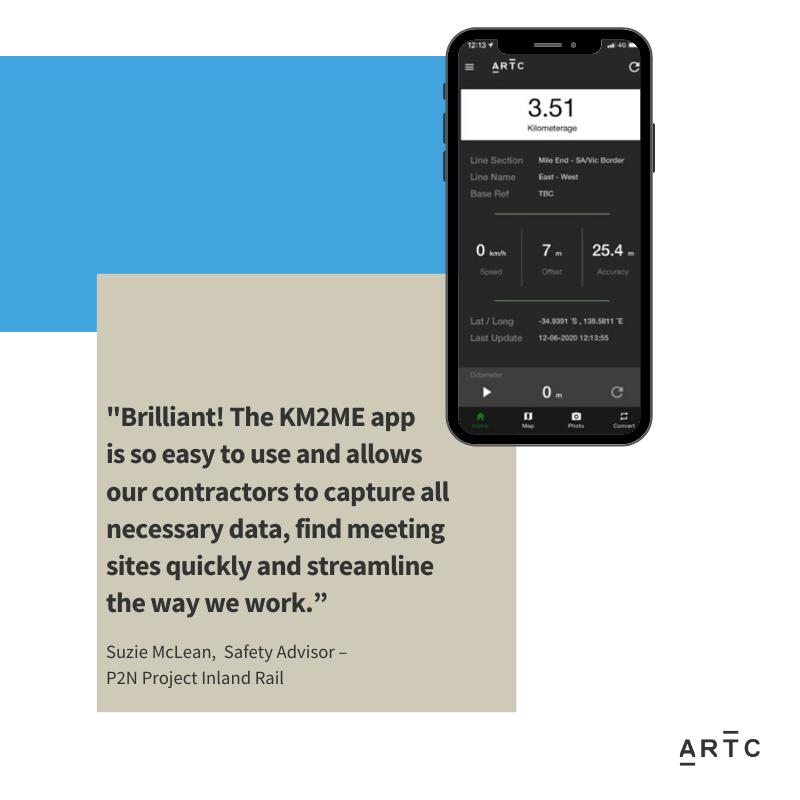 KM2ME App Launch